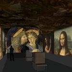 Sumérgete en el arte de Leonardo da Vinci en el castillo del Clos Lucé, su última morada