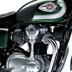 Foto 25 de 48 de la galería kawasaki-w800-2020 en Motorpasion Moto