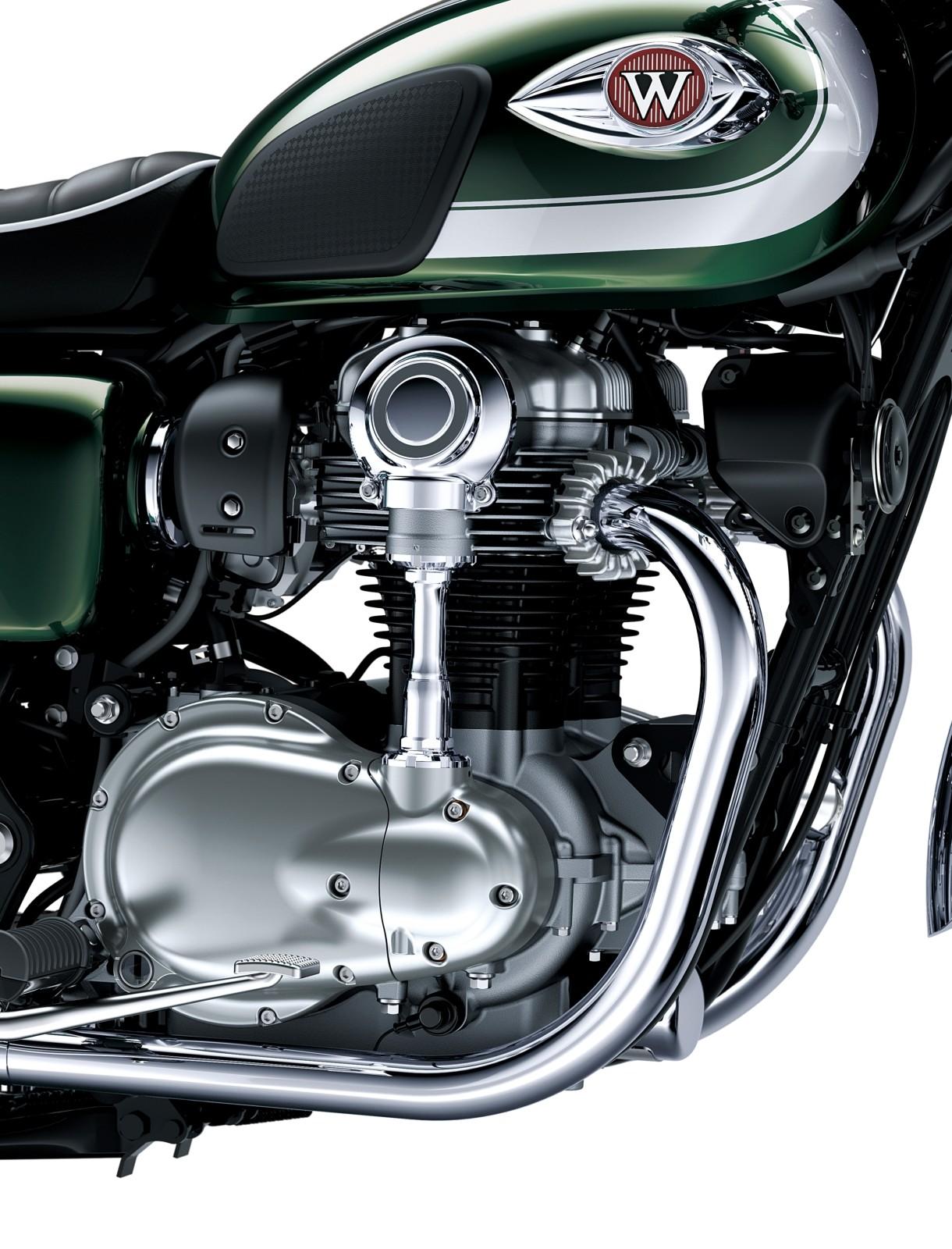 Foto de Kawasaki W800 2020 (25/48)