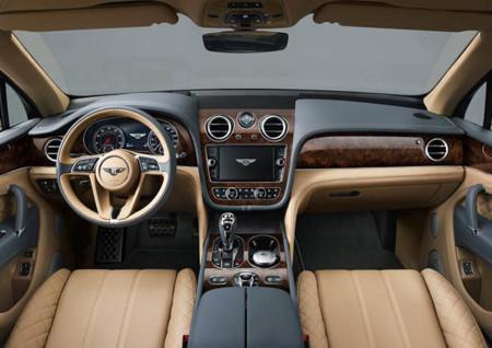 Bentley Bentayga 2016 800x600 Wallpaper 0c