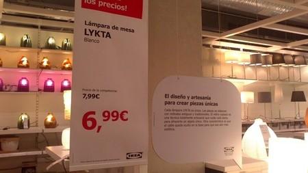 Ikea, El Corte Inglés y la guerra de precios