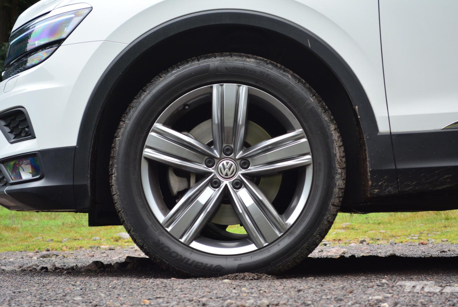 Foto de Volkswagen Tiguan 2.0 TSI (prueba) (21/23)