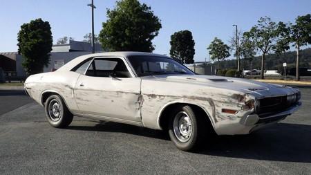 Si te mola la chatarra, ya puedes pujar en eBay por el Dodge Challenger de 'Death Proof'