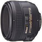 Nikon AF-S NIKKOR 50mm f/1.4, los mejores desenfoques y la mayor nitidez por sólo 392 en eBay