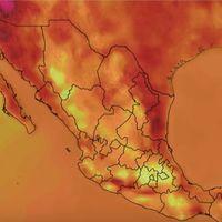 El calor contraataca con hasta 45 grados, habrá tormentas y fenómeno de mar de fondo, así el clima extremo en México