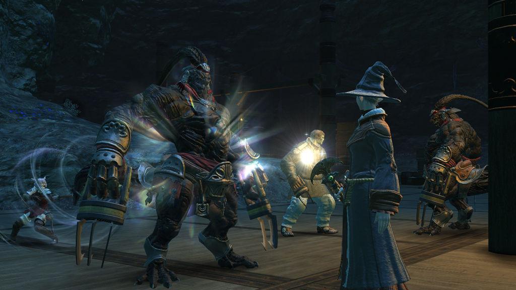 Foto de Final Fantasy XIV - Nuevas imágenes 2009 (21/24)