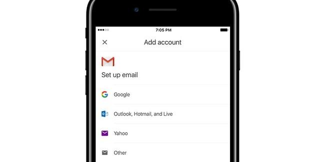 Gmail Correos Ios