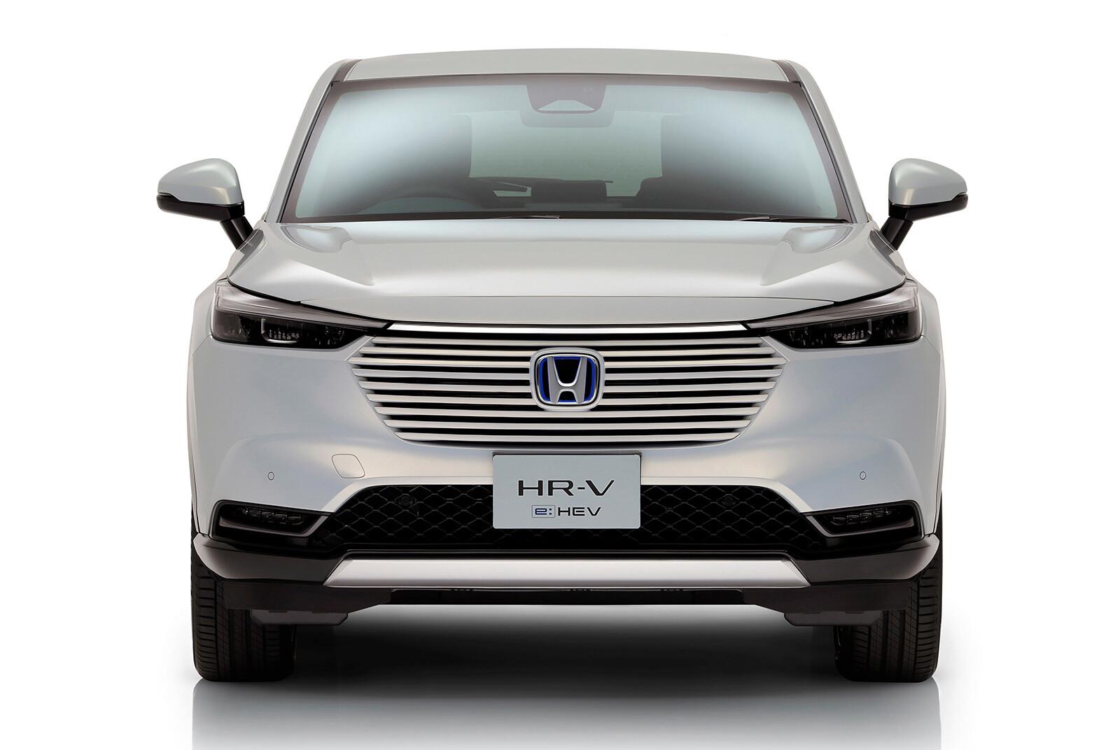 Foto de Honda HR-V 2022 (Europa) (5/13)