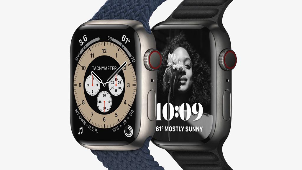 El Apple Watch Series 7 ya está aquí: estas son las combinaciones y colores que podemos comprar
