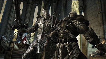 'Infinity Blade' podría convertirse en un juego para Kinect