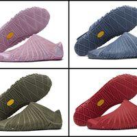 Vibram Furoshiki presenta su nueva colección primavera-verano de zapatillas minimalistas que envuelven tus pies