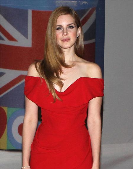 Lana del Rey cambio de look
