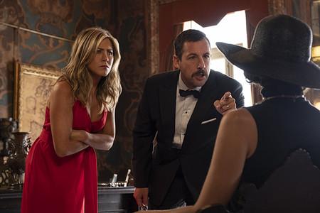 Criminales En El Mar Jennifer Aniston Series Peliculas Documentales De Netflix Hbo Movistar Y Amazon Prime Video En Junio Semana Del 10 Al 16 De Junio