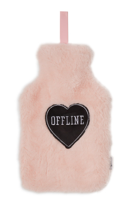 1l Pv Fur Applique Hot Water Bottle Gbp5 E6