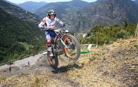 Cuarta victoria para Toni Bou en Andorra