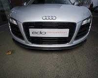 Audi R8 por EDO Competition: fibra de carbono y 22 caballos más