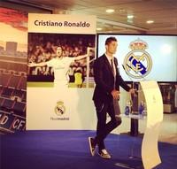 Pues vaya sustazo el que me dio Cristiano Ronaldo