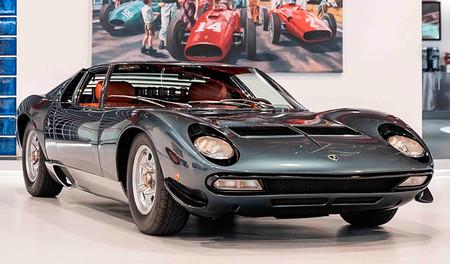 Este exclusivo Lamborghini Miura SV, con sólo 5.794 km recorridos, está a la venta por 2,9 millones de euros
