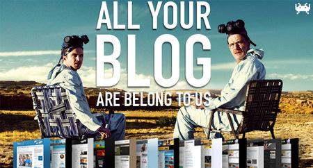 Los videojuegos, las series y el cine, el Doctor Venom y la saga 'F-Zero'. All Your Blog Are Belong To Us (CLXXIII)