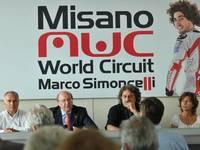 El Circuito de Misano asocia su imagen a la de Marco Simoncelli