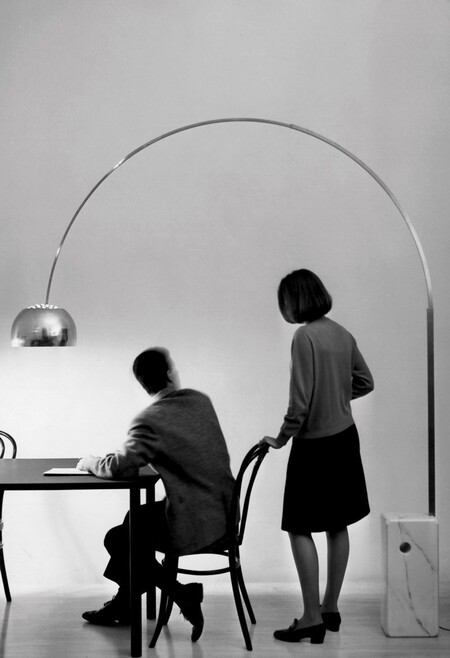 Flos Arco Floor Ambiente Domesticoshop