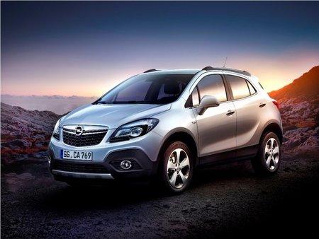 Opel Mokka, primeras imágenes y datos desde Detroit