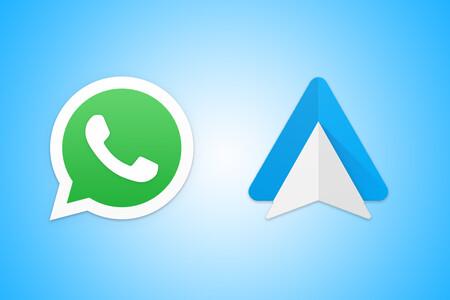 WhatsApp en Android Auto: todo lo que puedes hacer y lo que no