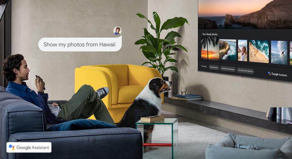 Google Assistant llega a los Samsung Smart TV de 2020 complementando a Alexa y Bixby