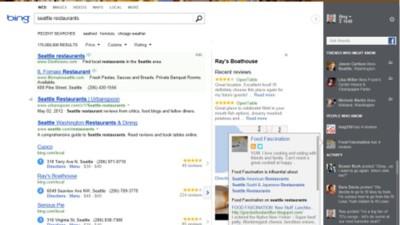 Bing presenta la segunda parte de su rediseño y entra de lleno en la búsqueda social