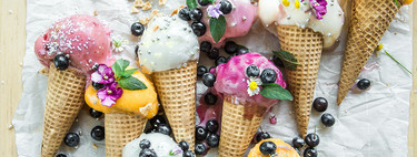 13 recetas de helados caseros con las que combatir el calor sin arruinar la operación bikini
