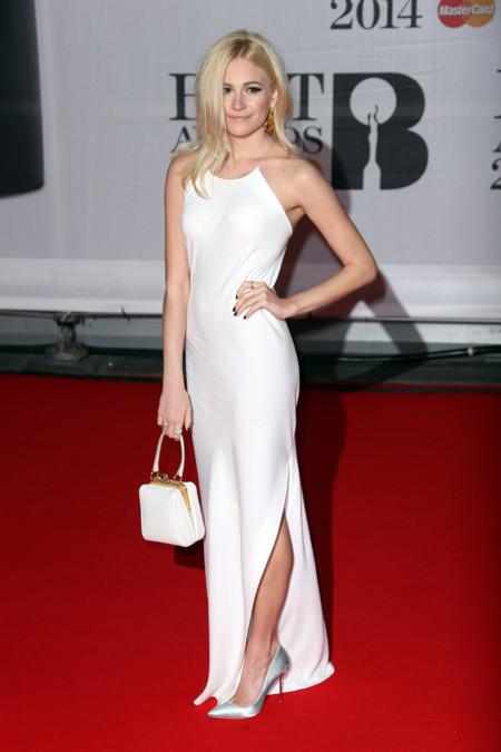 Pixie Lott  Brit Awards 2014