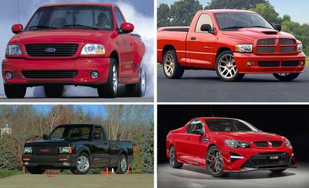 La Ford Raptor no está sola: estas pick-ups son un deportivo disfrazado de coche de trabajo
