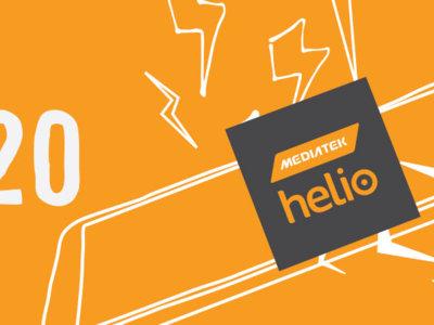 MediaTek ha puesto el nuevo Helio P20 en circulación, más potencia para cámaras y juegos