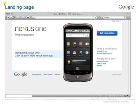 Google Nexus One libre por 530 dólares y podríamos tenerlo el 5 de enero