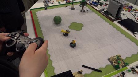 Sony y Lego unen fuerzas para dar un toque tecnológico a los juguetes
