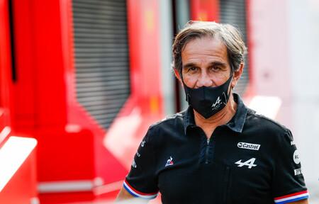 Brivio Alpine F1 2021