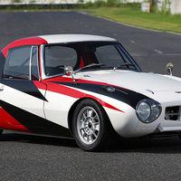 Toyota ha restaurado su coche de carreras más antiguo en existencia, este Toyota Sports 800