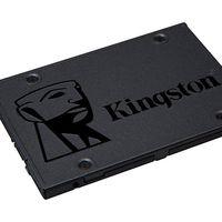 Precio mínimo y de risa para el Kingston A400, un SSD de 120 GB que sólo cuesta 22,98 euros ahora, en Amazon