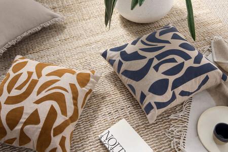 Made Com Mogenseon Lopez Flocked Cushions
