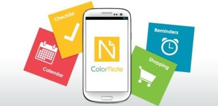 ¿Quieres tomar notas en tu móvil? Aquí tienes cuatro aplicaciones gratuitas