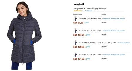 11 chollos en tallas sueltas de abrigos