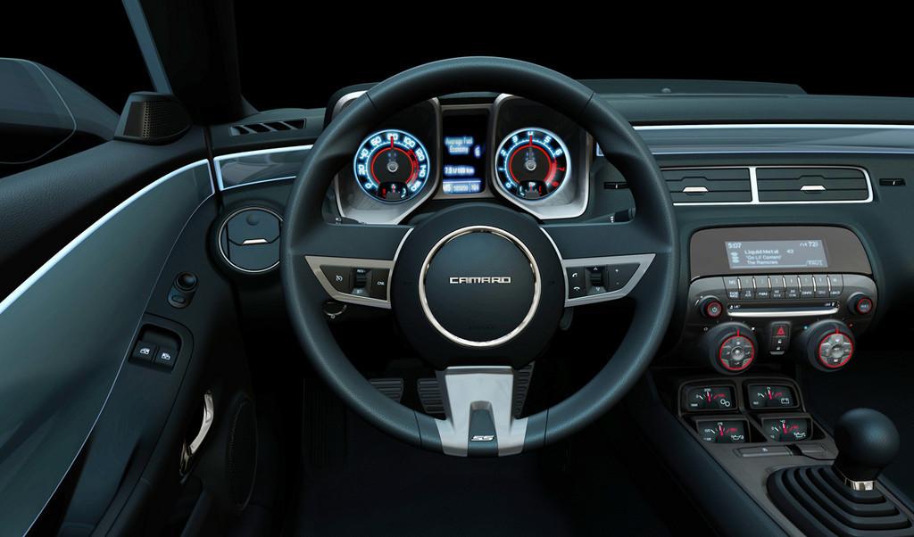 Foto de 2010 Chevrolet Camaro (52/56)
