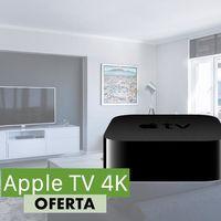 Sin recurrir a la importación, tienes el Apple TV 4K de 32 GB por sólo 170 euros si lo pides desde la app de eBay usando el cupón PTECH5