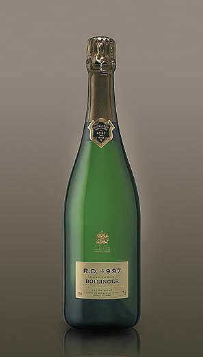 Bollinger, el champagne de Christian Grey