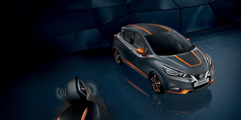 Foto de Nissan Micra Bose Personal Edition (6/6)