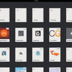 Foto 15 de 20 de la galería lectores-rss-para-el-ipad en Applesfera