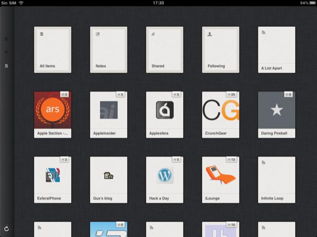 Foto de Lectores RSS para el iPad (15/20)
