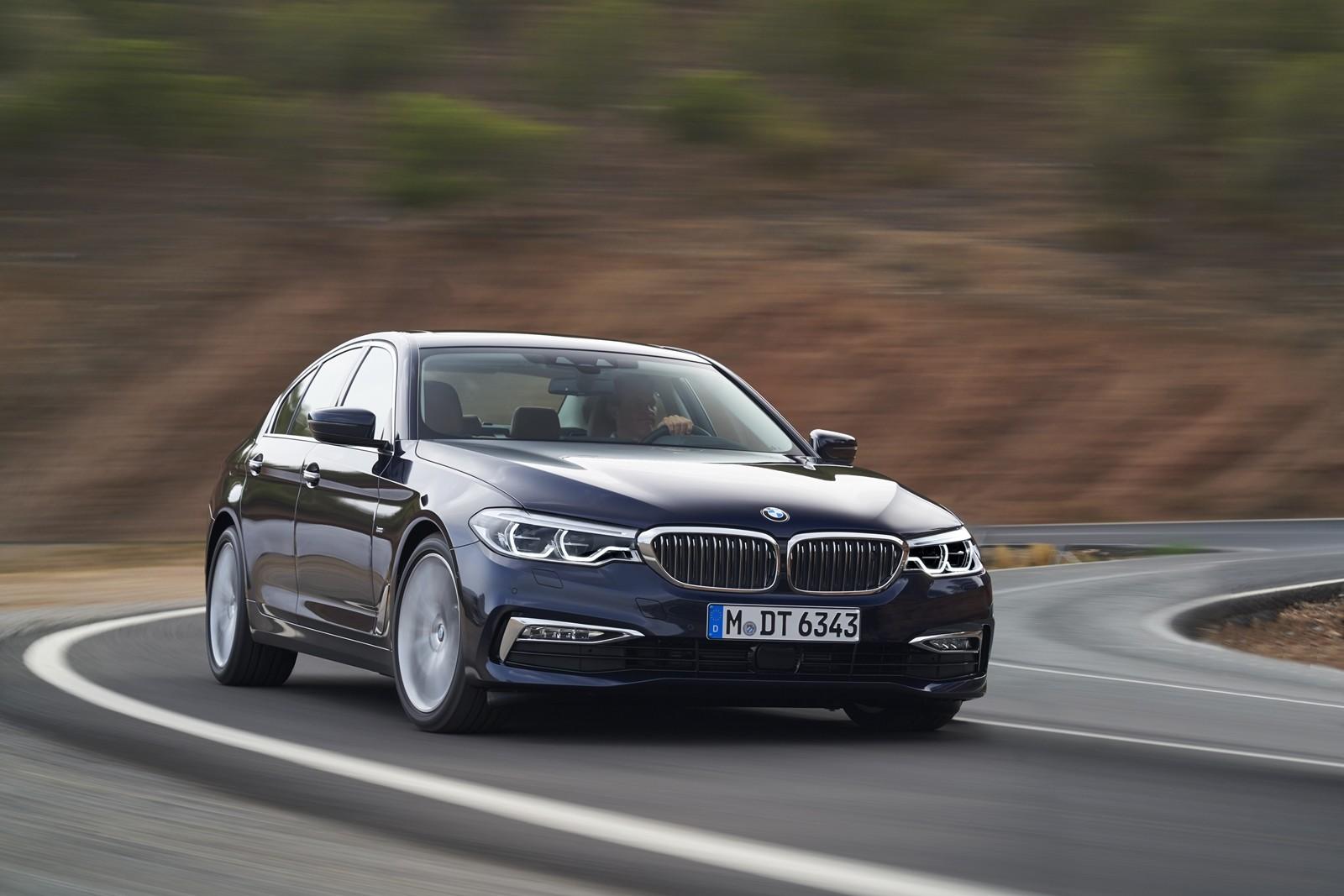 Foto de BMW Serie 5 2017 (98/134)