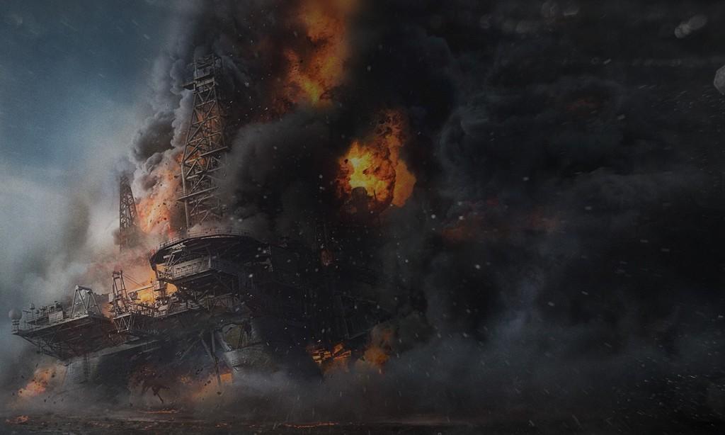 Destruccion Marea Negra