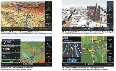 Audi A8: nuevo interfaz multimedia